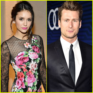 Nina Dobrev is Reportedly Dating Glen Powell!
