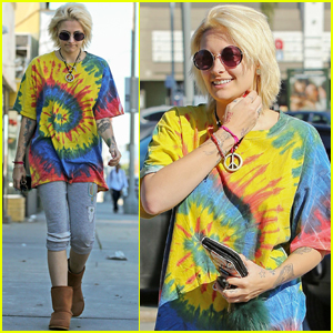 Paris Jackson Doesn't Want to Talk About Her 'Rolling Stone' Article