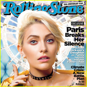 Paris Jackson Talks About Late Dad Michael For 'Rolling Stone'