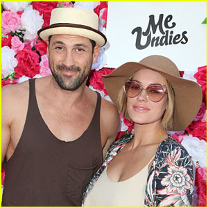 Maksim Chmerkovskiy & Peta Murgatroyd Are Getting Ready to Welcome Their Son!