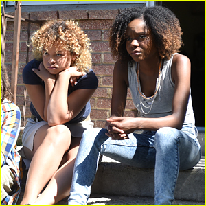 VIDEO: 'Riverdale' Star Ashleigh Murray & Rachel Crow Rob a Train in New Netflix Movie Trailer
