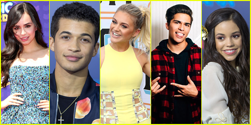 Sofia Carson, Jordan Fisher, Kelsea Ballerini & More To Host 2017 RDMAs