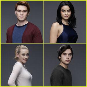 Cole Sprouse, KJ Apa, & 'Riverdale' Cast Get Character Promo Pics!
