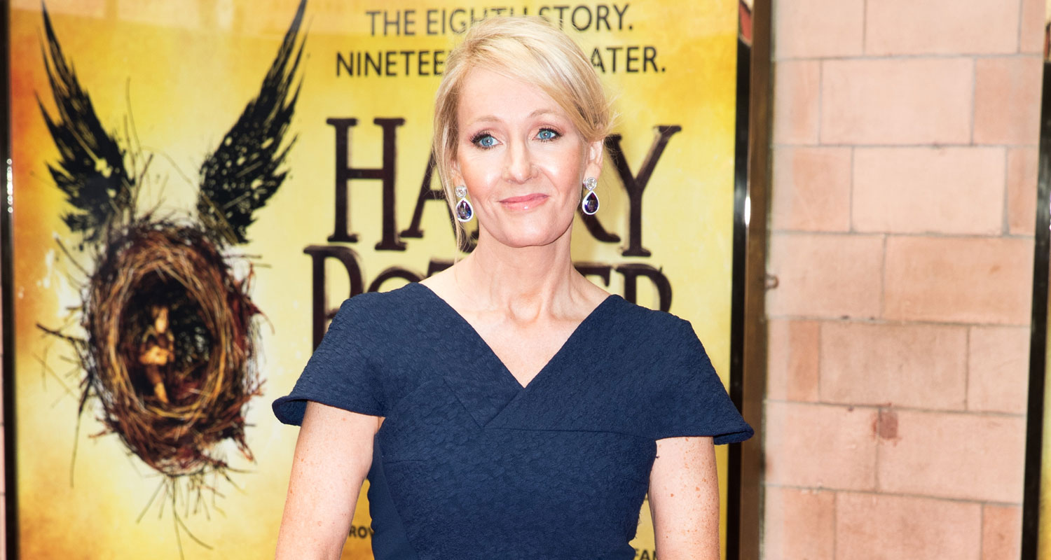 j k rowling creates a harry potter patronus test out j k