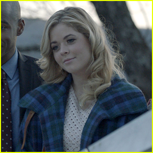 Sasha Pieterse Says Her 'Coin Heist' Character Is a 'Little High Strung'