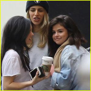 Selena Gomez Listens to Rumored Beau The Weeknd's 'Starboy' Album