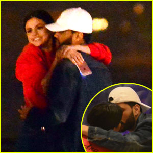 Selena Gomez Is Beaming on PDA-Packed Date with The Weeknd!