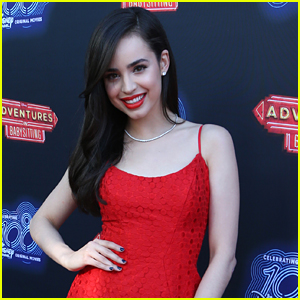 EXCLUSIVE: Sofia Carson Has Only Nine Classes Left To Graduate From UCLA!