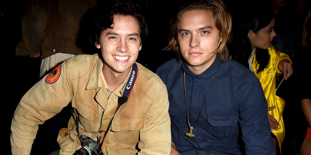 Dylan Sprouse Wants More Of Brother Cole Sprouse on ...