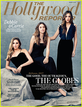 Miss Golden Globe 2017 Sisters Sistine, Sophia & Scarlet Stallone Open Up About This Being 'Their Moment'