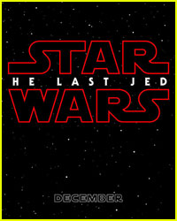 'Star Wars Episode VIII' Titled 'The Last Jedi'