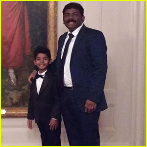 'Lion' Star Sunny Pawar Brings #LionHeart Campaign To The White House!