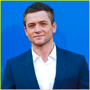 'Sing's Taron Egerton Really Wants To Star In A Musical