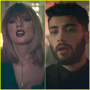 'I Don't Wanna Live Forever' Video - Watch Taylor Swift & Zayn Malik's Steamy Collab Now!