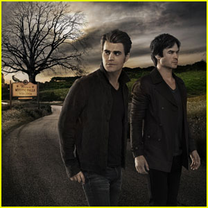 'The Vampire Diaries' Series Finale Title Revealed!