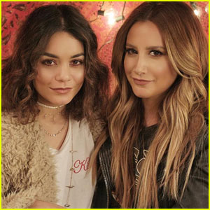 VIDEO: Vanessa Hudgens & Ashley Tisdale Sing 'Ex's & Oh's' Together!