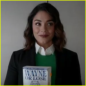 VIDEO: Watch Vanessa Hudgens Protect the World From Superhero Damage in New 'Powerless' Trailer