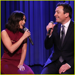 Vanessa Hudgens Pays Tribute to 'Friends' With Theme Song Performance - Watch Now!