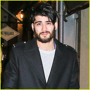 zayn s beard is at peak hotness right now zayn malik just jared jr