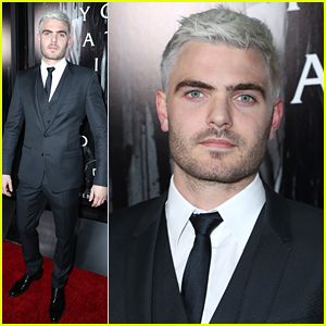 Former '5th Wave' Star Alex Roe Has Silver Hair Now!
