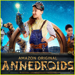 'Annedroids' Gets New Season Four Trailer - Watch Now! (Exclusive)