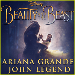 Ariana Grande & John Legend Premiere 'Beauty And The Beast' Theme Duet - Listen Now!