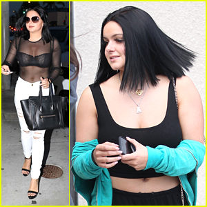 Modern Family's Ariel Winter Gets Chic New Haircut After Valentine's Day Night Out