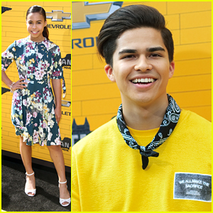 Alex Aiono Gets Excited Over His Song in 'The LEGO Batman Movie'!