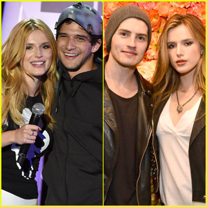 Bella Thorne Explains Why It's Good to Be Friends With Your Exes
