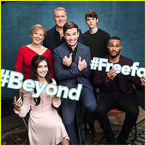 'Beyond' Cast Names All The Things You Might Have Missed If You Were Asleep For the Past 12 Years