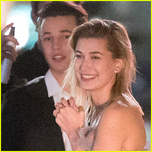 Cameron Dallas & Hailey Baldwin Together in Spain for Photoshoot -- Pictures Inside!