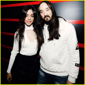 Is Camila Cabello Collaborating With Steve Aoki?