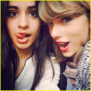 Camila Cabello Talks to Taylor Swift About Love