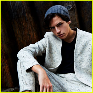 Cole Sprouse is Perfectly Dark & Moody in 'Rogue' Photoshoot