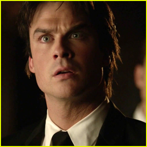 Damon & Elena Reunite In 'Vampire Diaries' Series Finale Teaser - Watch!