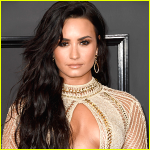 Demi Lovato Talks Her New Album: 'I'm Going For A Soulful Vibe'
