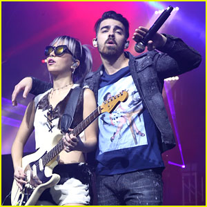 DNCE Rocks Out At 'Maxim' Super Bowl Party in Houston!