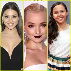 Dove Cameron, Kira Kosarin & Breanna Yde React To KCA Nominations!