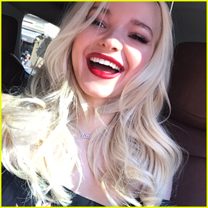 Dove Cameron Gives Out Love Advice After Valentine's Day