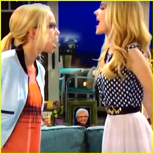 Liv & Maddie Get In A Huge Fight Tonight - Get A Sneak Peek!