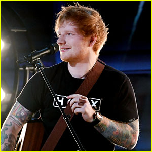 Ed Sheeran's Grammys 2017 Performance Was Amazing - Watch Now!