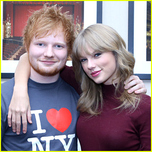 Taylor Swift Is Really Good at Preventing Music Leaks & Ed Sheeran Reveals How She Does It!