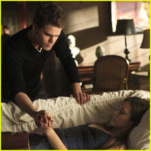 Elena is Awake & Talking in 'The Vampire Diaries' Series Finale Teaser - Watch Now!