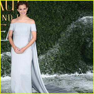 5 Times Emma Watson Was Belle Before 'Beauty & The Beast'