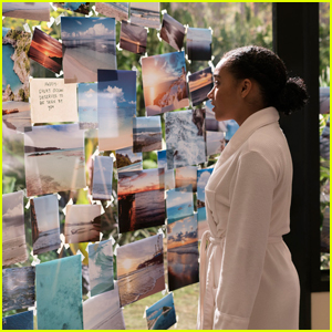 Nick Robinson & Amandla Stenberg Kiss in First 'Everything Everything' Trailer - Watch Now!