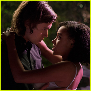 Amandla Stenberg & Nick Robinson's Chemistry is Electric in 'Everything, Everything' - Exclusive Photo!