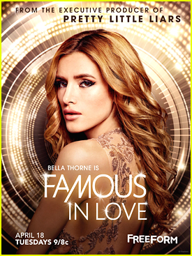 Bella Thorne's New Show 'Famous in Love' Gets Gorgeous Key Art Poster