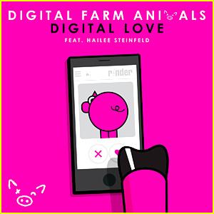 Hailee Steinfeld: 'Digital Love' Stream, Lyrics & Download - Listen Now!