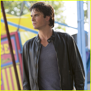 Ian Somerhalder Really Loved Season One Damon on 'The Vampire Diaries'