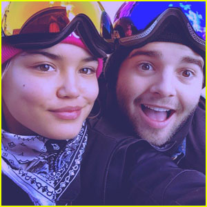 Jack Griffo & Paris Berelc Make One Cute Couple!